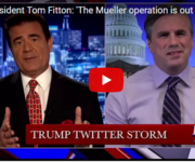 Video: JW President Tom Fitton: 'The Mueller operation is out of control'